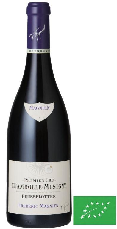 "A.O.C Chambolle-Musigny 1er Cru Domaine Frédéric Magnien ""Les Feusselottes"" 2015 75 cl"