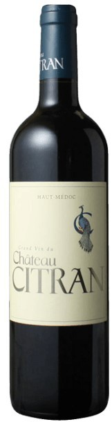 A.O.P Haut-Médoc Château Citran Cru Bourgeois 2015 75 cl