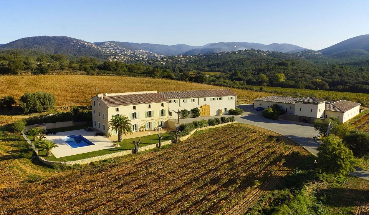 """A.O.P Provence Château la Valetanne """"Vieilles Vignes"""" 2019 150 cl Magnum"""