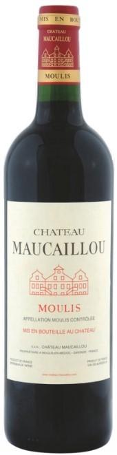 Moulis en Médoc Château Maucaillou 2016 75 cl