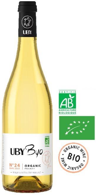 Gascogne N°24 Blanc Doux BIO 75 cl