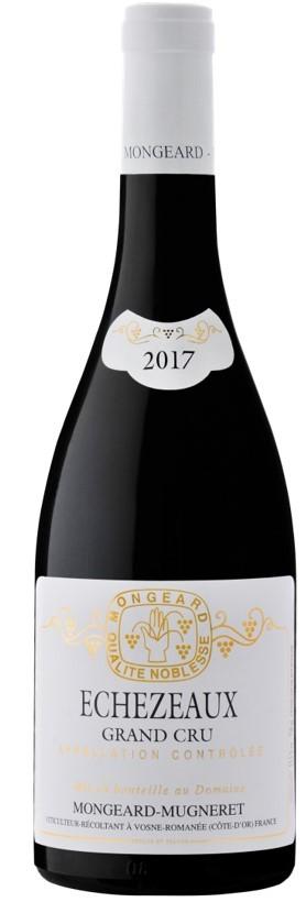 Vin Rouge Bourgogne A.O.C Echézeaux Grand Cru Domaine Mongeard-Mugneret 2017 75 cl
