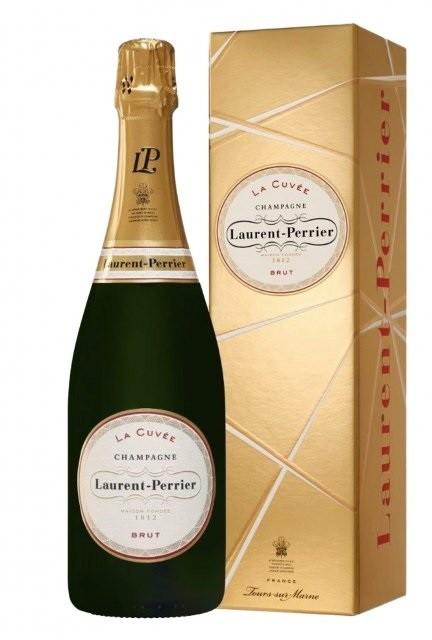 Champagne Brut Etui Laurent-Perrier 75 cl
