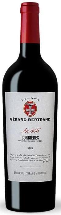 Languedoc A.O.P Corbières Gérard Bertrand Corbières 2017 75 cl