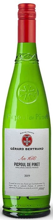 Languedoc Picpoul de Pinet Gérard Bertrand 2019 75 cl