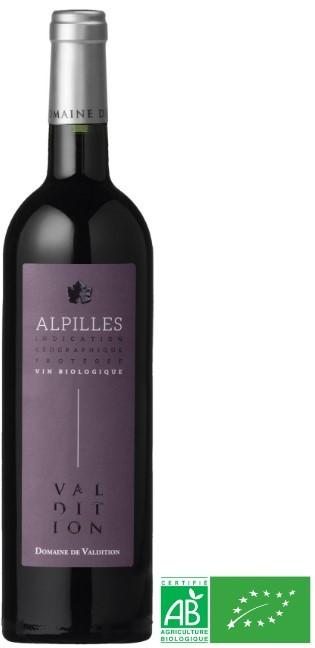 """I.G.P Alpilles Domaine de Valdition """"Alpilles"""" 2018 75 cl"""