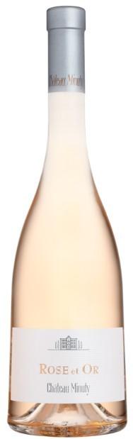 """Provence Château Minuty """"Rosé et Or"""" 2020 75 cl"""