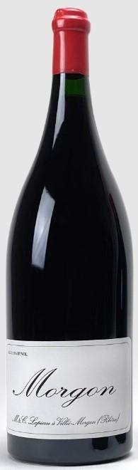"""Vin Rouge Beaujolais A.O.P Morgon Domaine Lapierre """" Tradition Léger Sulfite et non Filtrée """" 2020 150 cl magnum"""